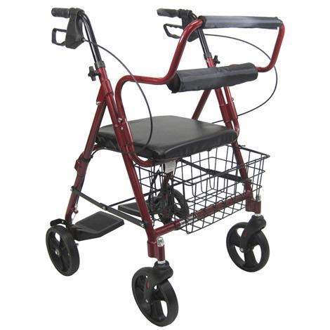 Rose Healthcare Junior Four Wheel Rollator