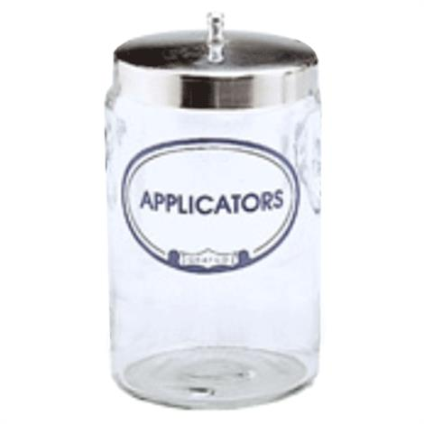 Graham Field Labeled Sundry Applicators Jar