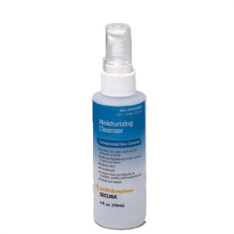 Smith & Nephew Secura Moisturizing Antimicrobial Skin Cleanser