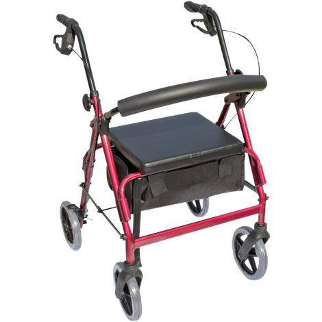 Essential Medical Blazer Aluminium Four Wheel Walker
