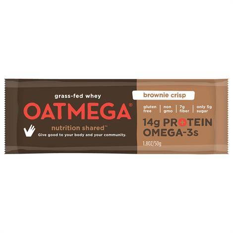 Boundless Nutrition Brownie Oatmegabar