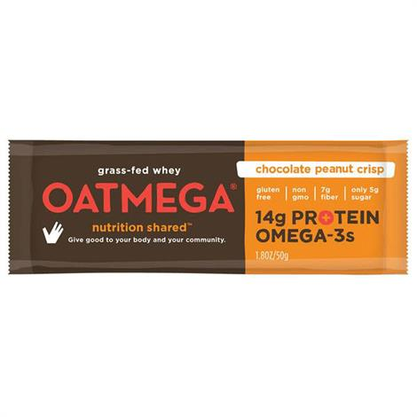 Boundless Nutrition Chocolate Peanut Oatmegabar
