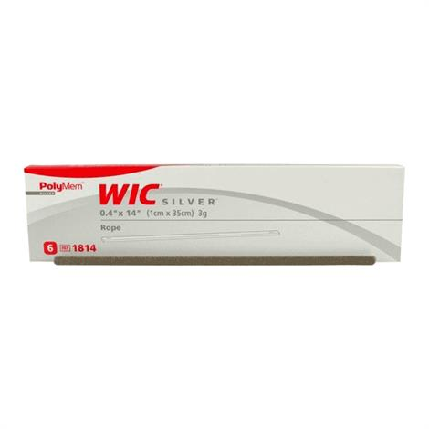 PolyMem WIC Silver Rope Wound Filler