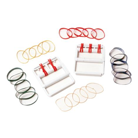 CanDo Additional Rubber Bands For Hand Exerciser