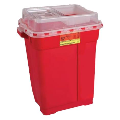 BD Nine Gallon Sharps Collector