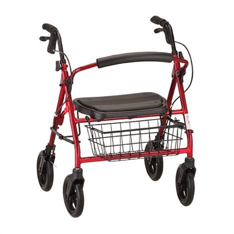 Buy Nova Medical Mini Mack Heavy Duty Four-Wheel Rolling Walker or Rollator