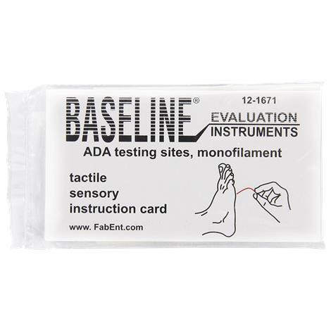 Baseline Tactile Disposable Monofilament Evaluator