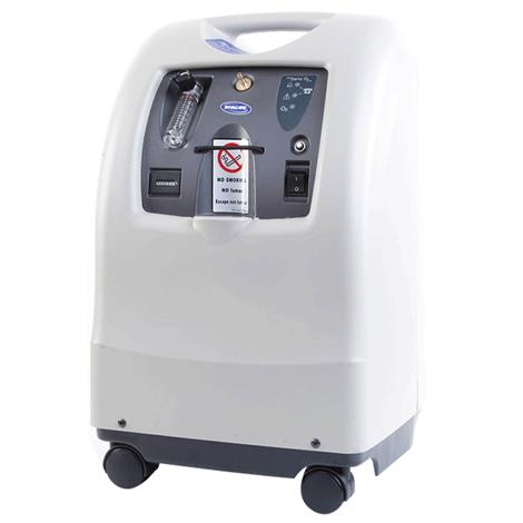 Invacare Perfecto2 V Five Liter Oxygen Concentrator With SensO2 Oxygen Sensor