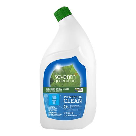 Seventh Generation Emerald Cypress And Fir Toilet Bowl Natural Cleaner