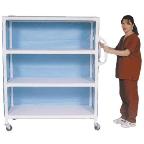 Buy Graham-Field PVC Linen Cart With Cover