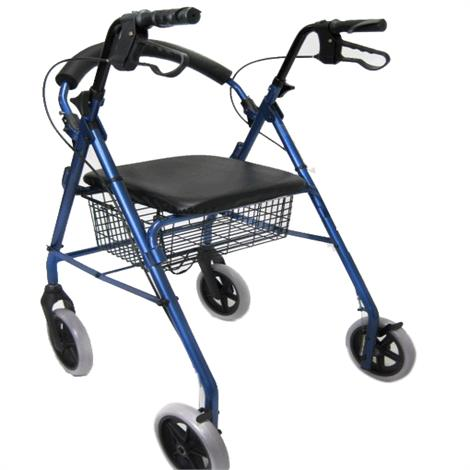 Karman Healthcare R-4608 Lightweight Rollator