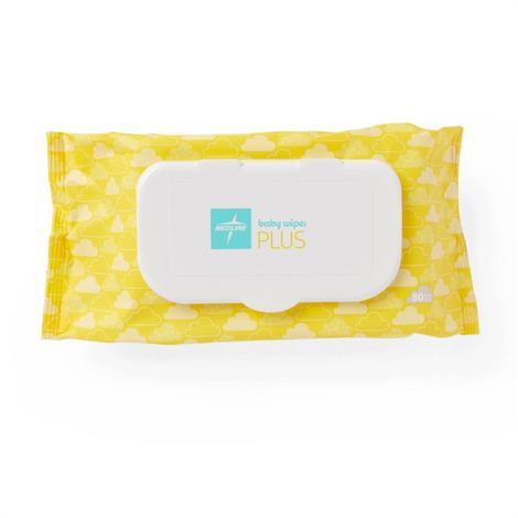 Buy Medline Baby Wipes Plus