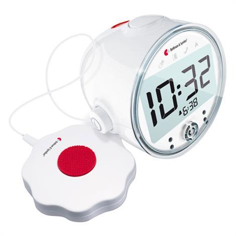 Buy Bellman Pro Vibrating Alarm Clock With LED Flashing Lights