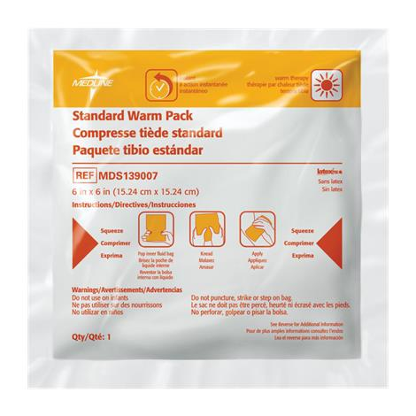 Medline Instant Hot Packs