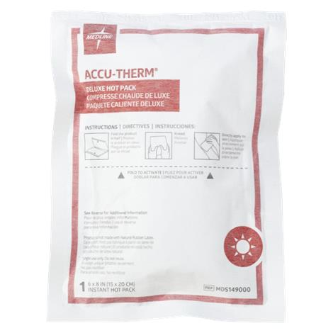 Medline Accu-Therm Deluxe Instant Hot Packs
