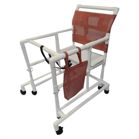 Healthline Medical PVC Adult Walker With Anti-Tips