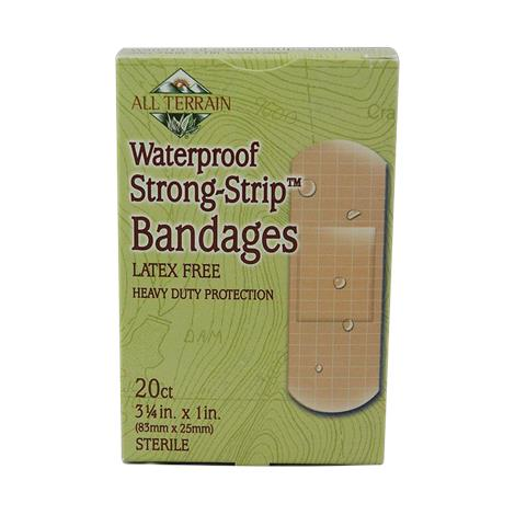 All Terrain Waterproof Strong Strip Bandages