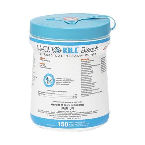 Buy Medline Micro-Kill Bleach Germicidal Bleach Wipes