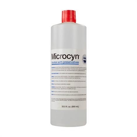 Buy Microcyn Wound Solution with Preservatives