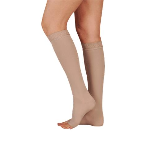 Juzo Soft Knee High 20-30 mmHg Compression Stockings