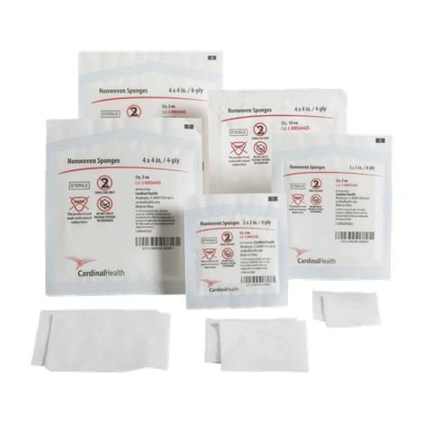 Cardinal Health Sterile Non-Woven All Purpose Gauze Sponges
