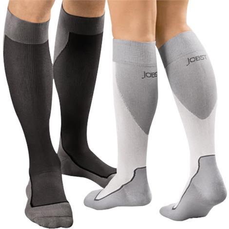 BSN Jobst 20-30 mmHg Closed Toe Knee High Sports Socks