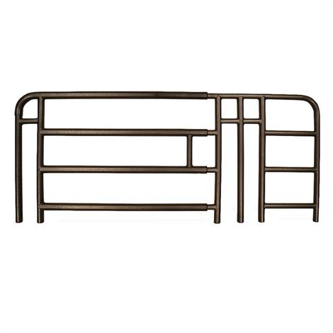 Medline Spring-Loaded Full Rail For Homecare Beds