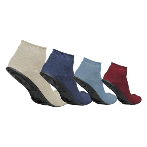 Medline Sure Grip Terrycloth Slippers