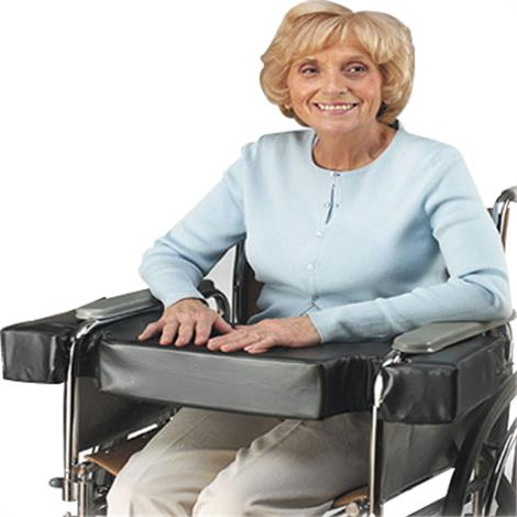 Skil-Care Lap Top Cushion For Full-Arm Wheelchairs
