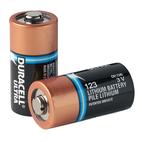 Zoll Type 123 Lithium Batteries