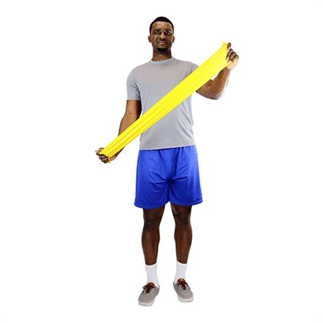 CanDo 5 Inches Low-Powder Exercise Bands