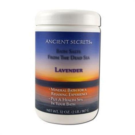 Ancient Secrets Dead Sea Aromatherapy Mineral Bath Salts