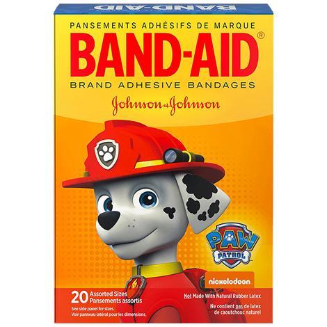 Buy Band-Aid Decorative Paw Patrol Assorted Bandages