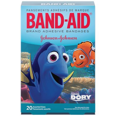 Buy Band-Aid Decorative Finding Dory Assorted Bandages