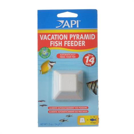 Buy API 14 Day Vacation Pyramid Fish Feeder