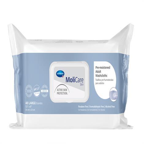 Buy Hartmann-Conco MoliCare Skin Pre-Moistened Adult Washcloth