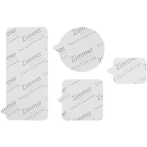 Zimmer Glycerol Coated Single-Use Electrodes