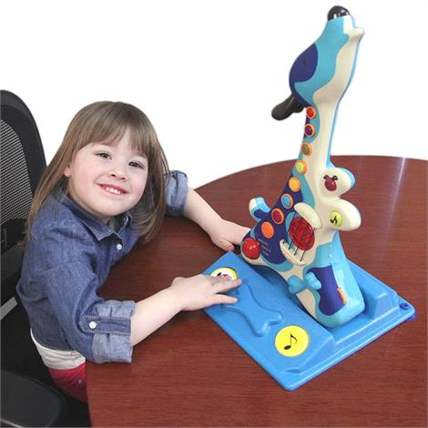 B Woofer Guitar For Children With Special Needs