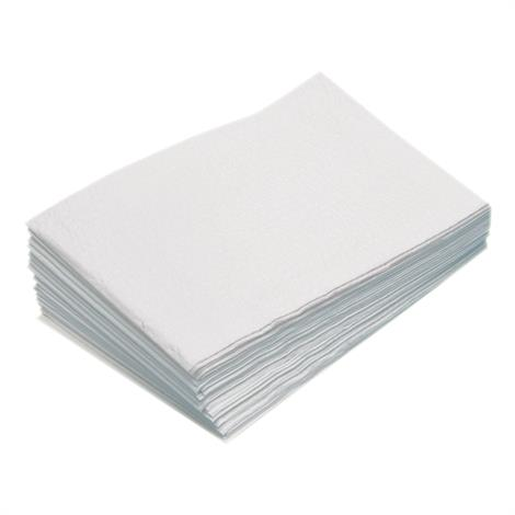 Disposable Waffle-Embossed Tissue Towels