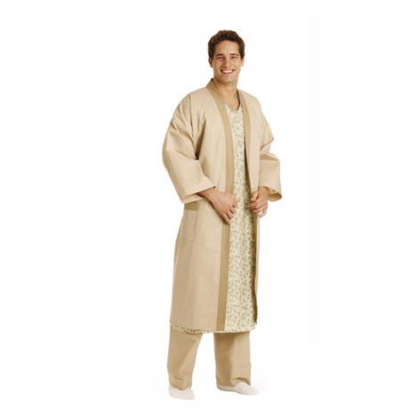 Medline Kimono Style Patient Robes