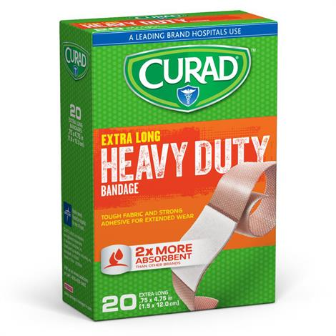 Medline Curad Extreme Hold Sterile Bandages