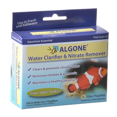 Buy Algone Water Clarifier & Nitrate Remover