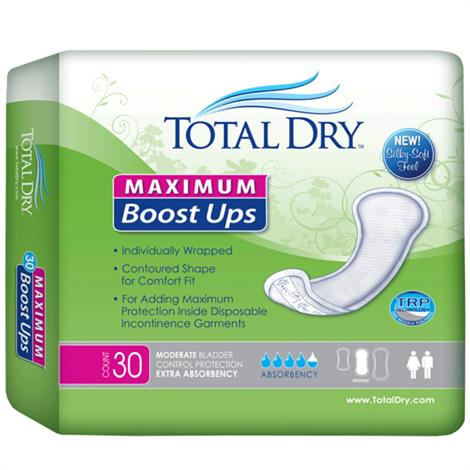 Buy Secure Personal Care TotalDry Maximum Boost Ups Pads