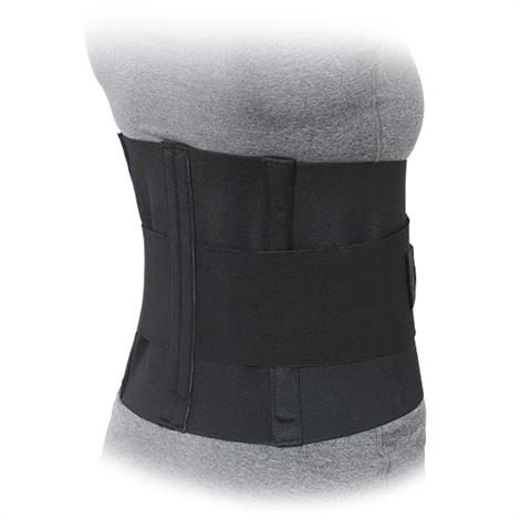 Advanced Orthopaedics 10-Inch Lumbar Sacral Support With Double Pull Tension Straps