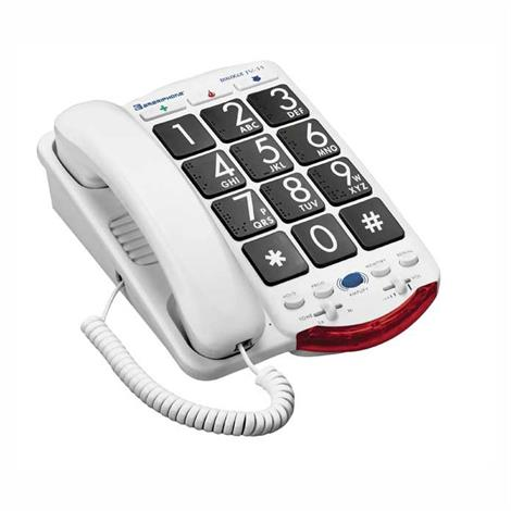 Clarity Ameriphone Amplified Phone with Talk Back Numbers