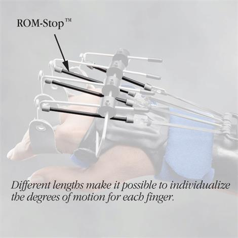 ROM-Stops Finger Splint Replacement Parts