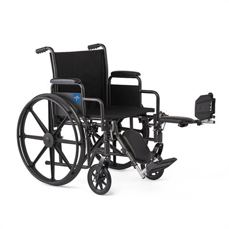 Buy Medline Guardian K1 Wheelchair With Elevating Leg Rests