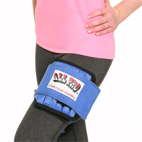 All Pro Adjustable Thighaciser Thigh Weights