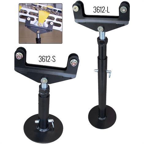 Roll-A-Ramp Center Support Stands