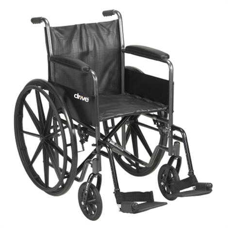 Buy McKesson Standard Wheelchair With Fixed Arms